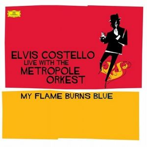My Flame Burns Blue Album