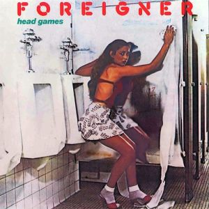 Foreigner Head Games, 1979