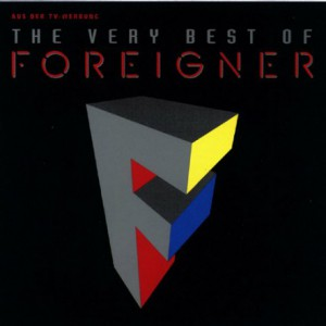 The Very Best of Foreigner Album