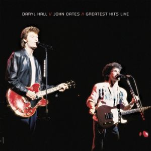 Hall & Oates Greatest Hits Live, 2001