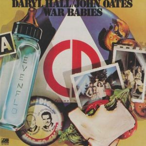 Hall & Oates War Babies, 1974