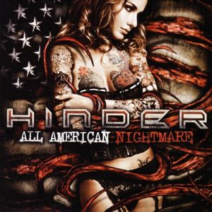 Hinder All American Nightmare, 2010