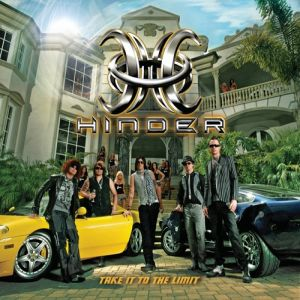 Hinder Take It to the Limit, 2008