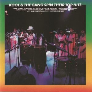 Kool & The Gang Kool & the Gang Spin Their Top Hits, 1978
