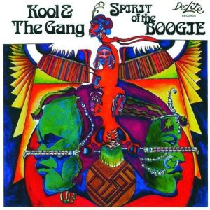 Kool & The Gang Spirit of the Boogie, 1975