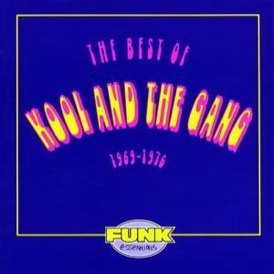 Kool & The Gang The Best of Kool & the Gang: 1969-1976, 1993