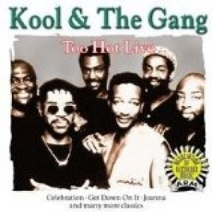 Kool & The Gang Too Hot Live, 2002