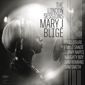 Mary J. Blige The London Sessions, 2014