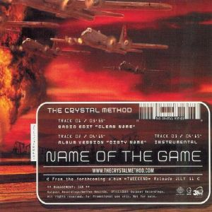 Name of the Game - album