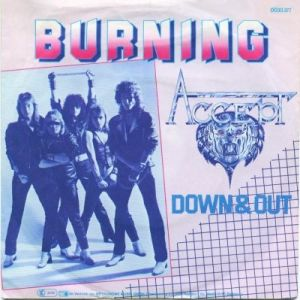 Burning Album