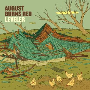 August Burns Red Leveler, 2011