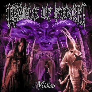 Cradle of Filth Midian, 2000