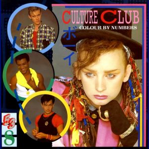 Culture Club Colour by Numbers, 1983