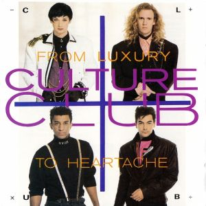Culture Club From Luxury to Heartache, 1986