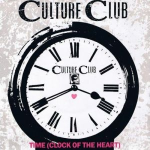 Time (Clock of the Heart) Album