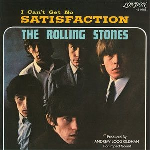 (I Can't Get No) Satisfaction - album