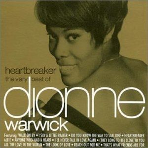 Heartbreaker: The Very Best of Dionne Warwick Album