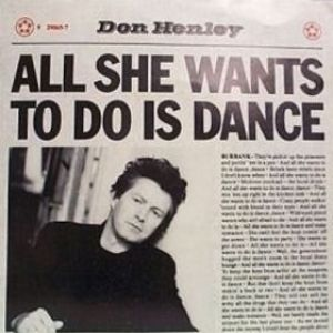 All She Wants to Do Is Dance Album