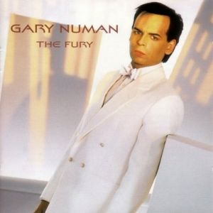 Gary Numan The Fury, 1985