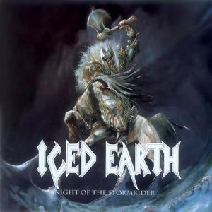 Iced Earth Night of the Stormrider, 1991