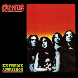 Kreator Extreme Aggression, 1989
