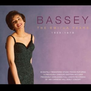 Shirley Bassey Bassey - The EMI/UA Years 1959 - 1979, 1994