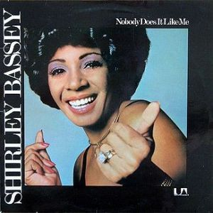 Shirley Bassey - Does Anybody Miss Me