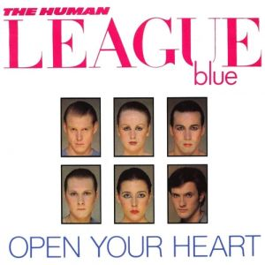 Open Your Heart Album