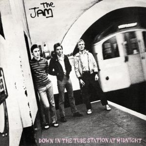 Down in the Tube Station at Midnight Album