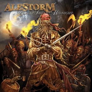 Alestorm Black Sails at Midnight, 2009