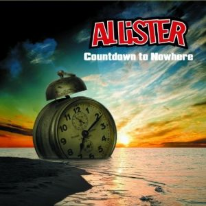 Allister Countdown to Nowhere, 2010