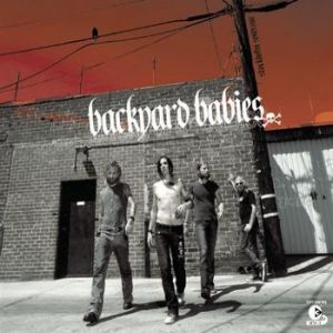 Backyard Babies Stockholm Syndrome, 2003