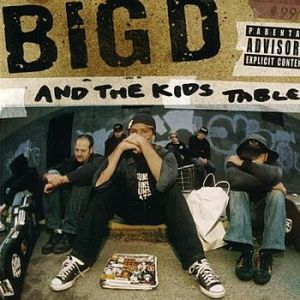 Big D And The Kids Table How It Goes, 2015