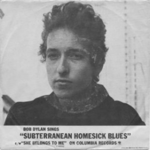 Subterranean Homesick Blues Album