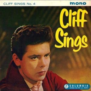 Cliff Richard Cliff Sings, 1959