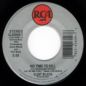 No Time to Kill - album