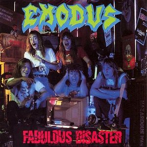 Fabulous Disaster Album