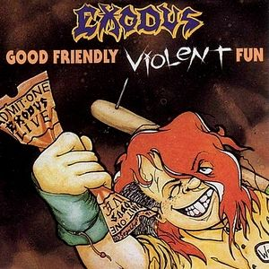 Good Friendly Violent Fun Album
