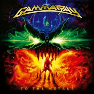 Gamma Ray To the Metal!, 2010