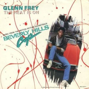 Glenn Frey The Heat Is On, 1984