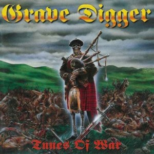 Grave Digger Tunes of War, 1996