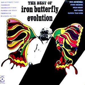 Evolution: The Best of Iron Butterfly Album