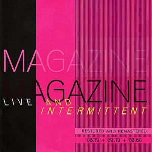 Magazine Live and Intermittent, 2009
