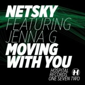 Netsky Moving with You, 2010