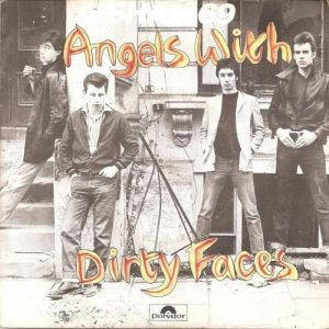 Sham 69 Angels with Dirty Faces, 1978