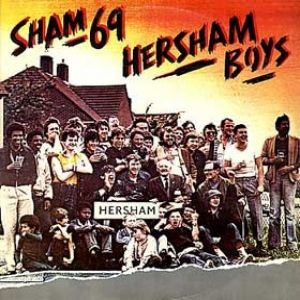 Sham 69 Hersham Boys, 1979