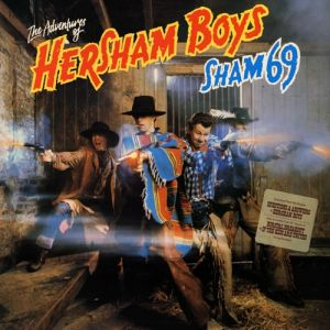 Sham 69 The Adventures of the Hersham Boys, 1979