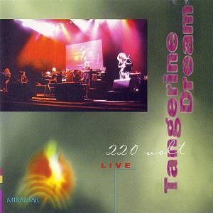 Tangerine Dream 220 Volt Live, 1993