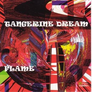 Tangerine Dream Flame, 2009