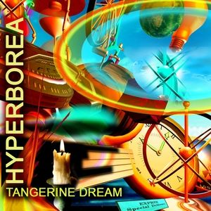 Tangerine Dream Hyperborea 2008, 2008